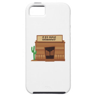 Western Saloon iPhone 5 Cover