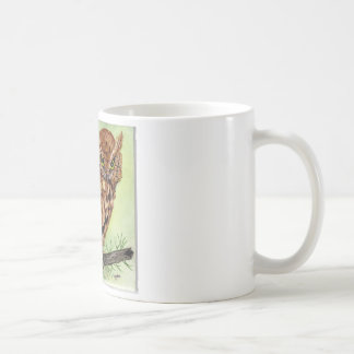 Western Screech Owl Coffee Mug