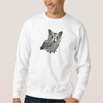 Western Screech Owl Sweatshirt