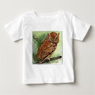 Western Screech Owl T-shirt