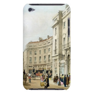 Western side of John Nash's extended Regent Circus Barely There iPod Case