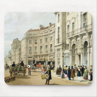Western side of John Nash's extended Regent Circus Mouse Pad