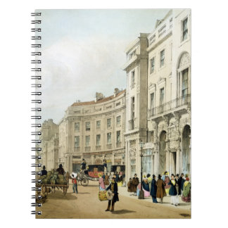 Western side of John Nash's extended Regent Circus Notebook