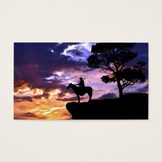 Western Sky Business Card