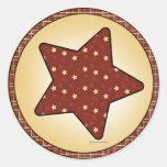 Western Star Sticker