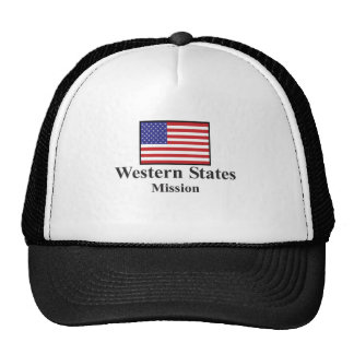 Western States Mission Hat