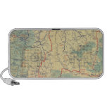 Western States road map Mini Speakers