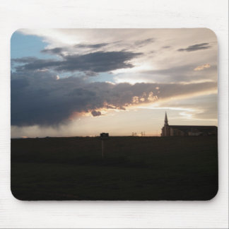 Western Storm heading to Church Mouse Pad