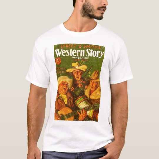 Western Story Christmas cover T-Shirt