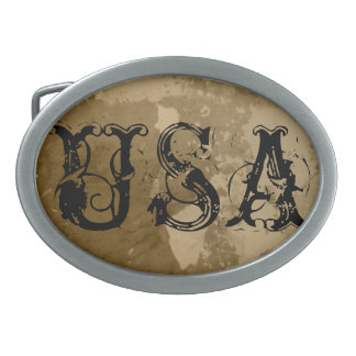 Western style belt buckle for men and women