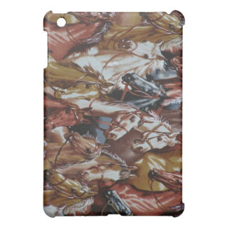 Western Style Horses Speck iPad Case