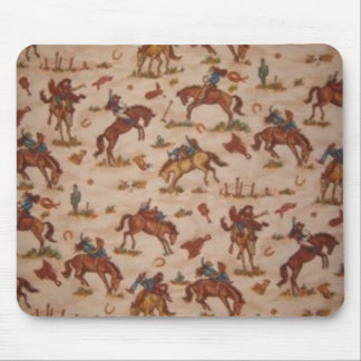 Western Style Queen Ranch Mouse Pad
