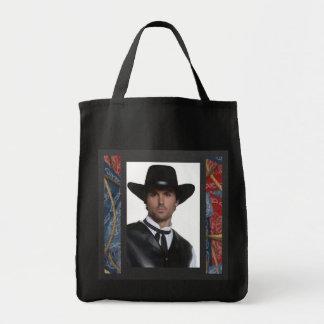 Western Sunday Best Tote Bag