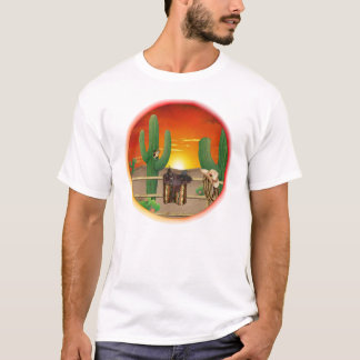 Western Sunrise T-Shirt