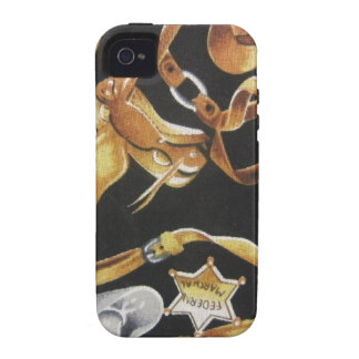 Western Tack iPhone 4 Cases