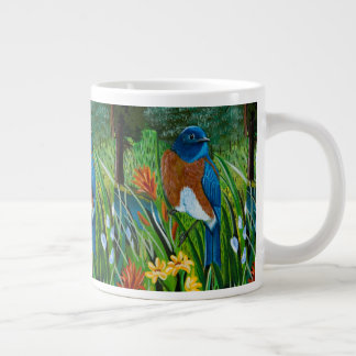 Western Tanager Coffee Cup