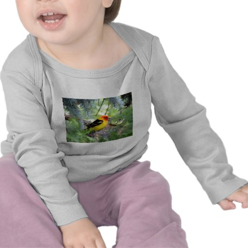 Western Tanager T Shirts