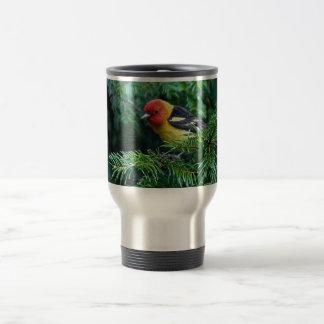 western Tanager Travel Mug