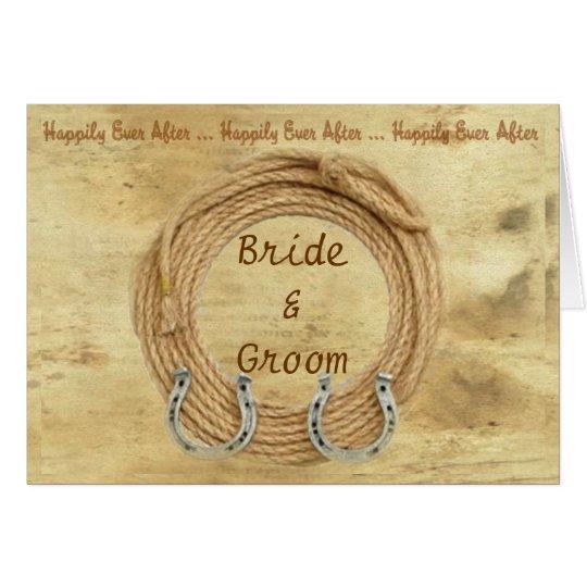Western Theme Wedding Invitation | Zazzle.com