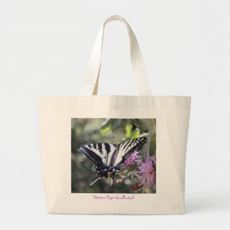 Western Tiger Swallowtail Butterfly Bag