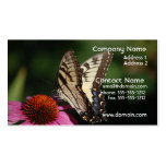 Western Tiger Swallowtail Butterfly Business Card