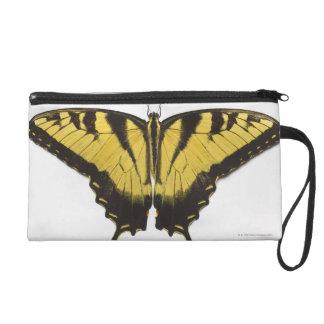 Western Tiger Swallowtail Butterfly Wristlet Purse