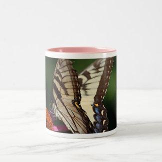 Western Tiger Swallowtail Coffee Cup Coffee Mug