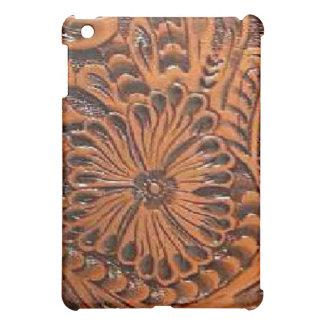 Western Tool Leather Print Speck iPad Case