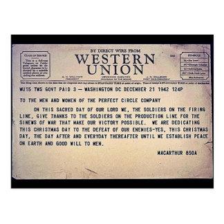 Western Union Postal