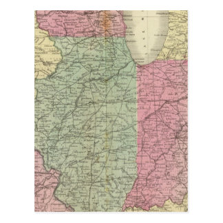 Western US Postcard