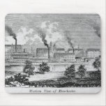 Western View of Manchester Mouse Pad