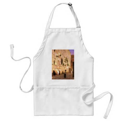 Western Wall Aprons