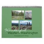 Western Washington 2015 Wall Calendar