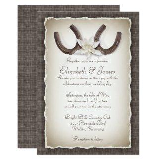 Western Wedding Invitations