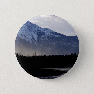 Western Wilderness Pinback Button