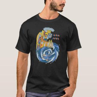 Western Zodiac - Aquarius T-Shirt