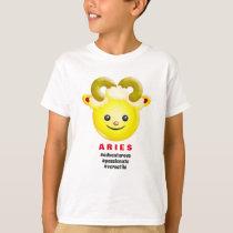 Western Zodiac - Aries (The Ram) T-Shirt