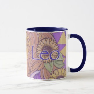 Western Zodiac - Leo Mug