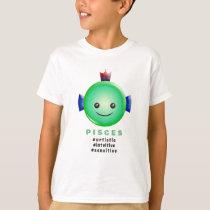 Western Zodiac - Pisces (The Fish) T-Shirt