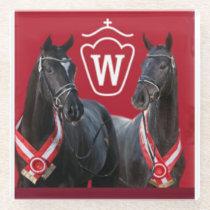 Westfalen Stallion Coasters