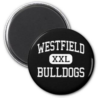 Westfield - Bulldogs - High - Chantilly Virginia Magnets