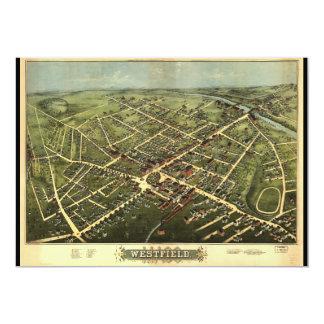 Westfield Massachusetts (1875) Card