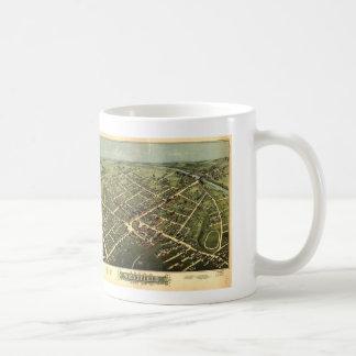 Westfield Massachusetts (1875) Coffee Mug