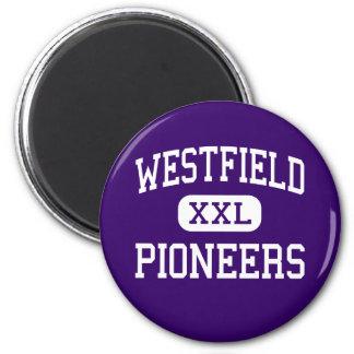 Westfield - Pioneers - Area - Westfield Wisconsin Magnet