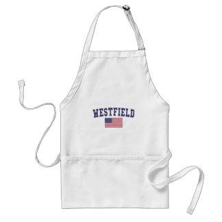 Westfield US Flag Adult Apron