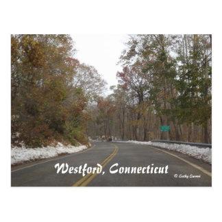 Westford, Connecticut Postcard