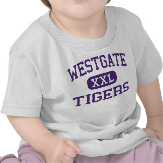Westgate - Tigers - High - New Iberia Louisiana T-shirts