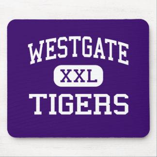 Westgate - tigres - alto - nuevo Iberia Luisiana Mouse Pad