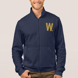 WestGood :: W/Crenshaw/Cali Fleece Zip Jogger Printed Jacket