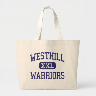 Westhill - guerreros - alto - Syracuse Nueva York Bolsa Tela Grande